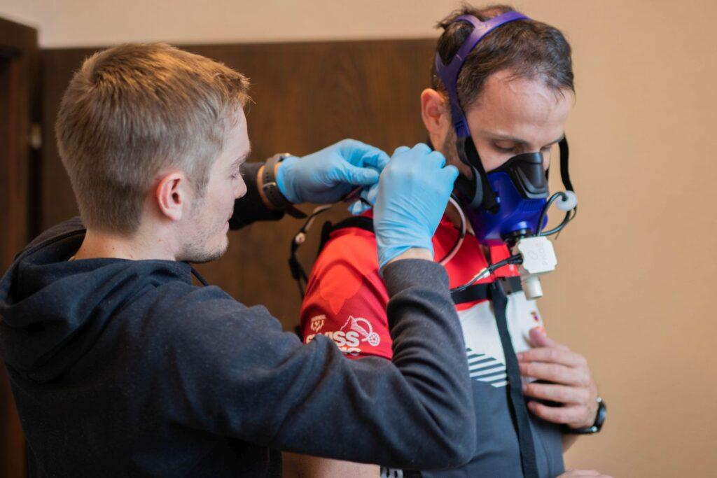 Spirometrie (VO2max Test), Ausdauer Leistungstest & Stoffwechselanalyse