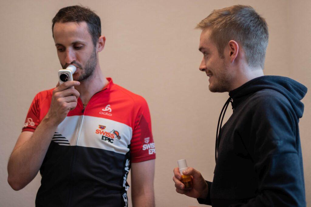 Spirometrie, Ausdauer Leistungstest & Stoffwechselanalyse